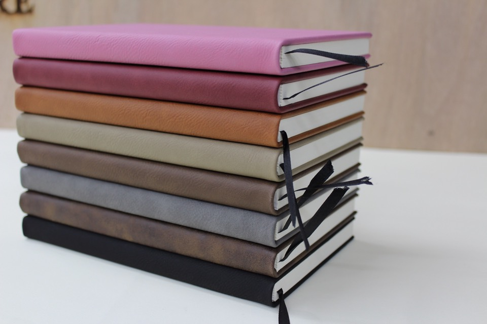 stacked journals
